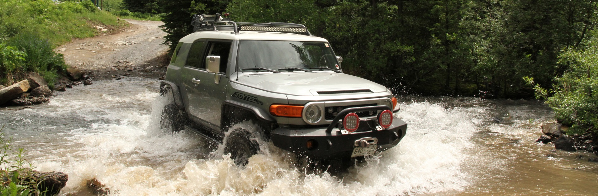 Toytec Lifts 2000 Toyota 4runner Off Road Parts Fjc