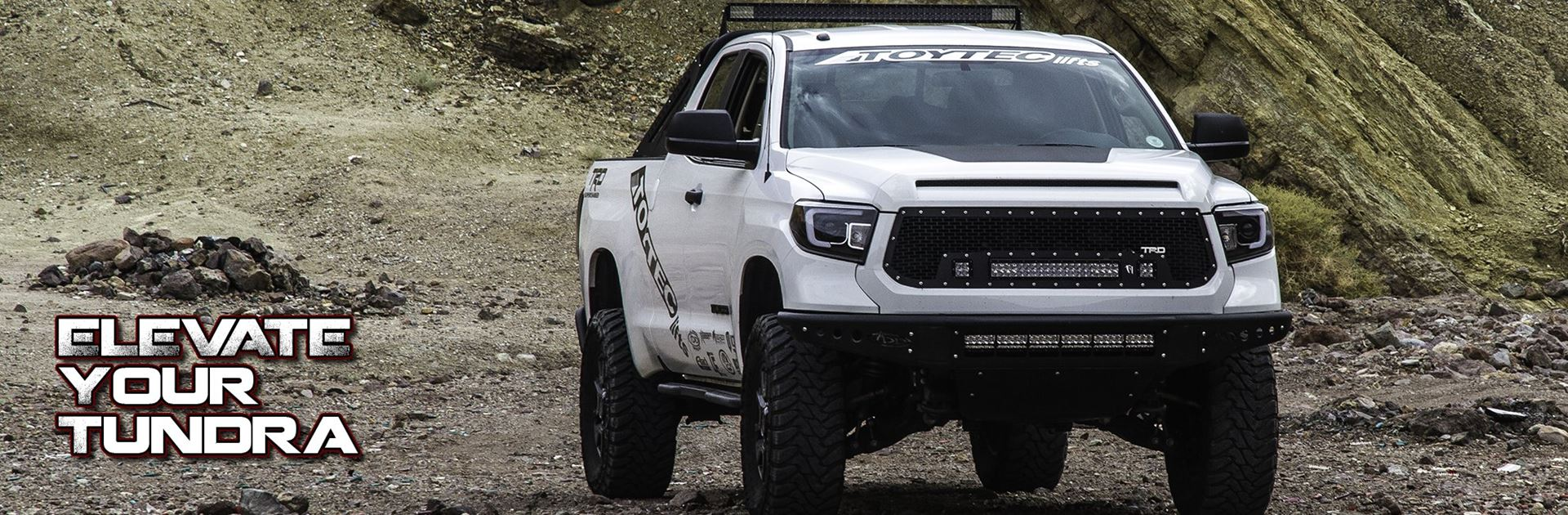 Elevate your Tundra