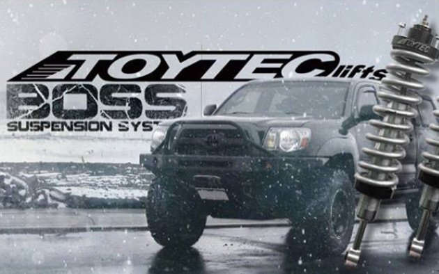Toyota ToyTec BOSS kit best selling kit for your Toyota
